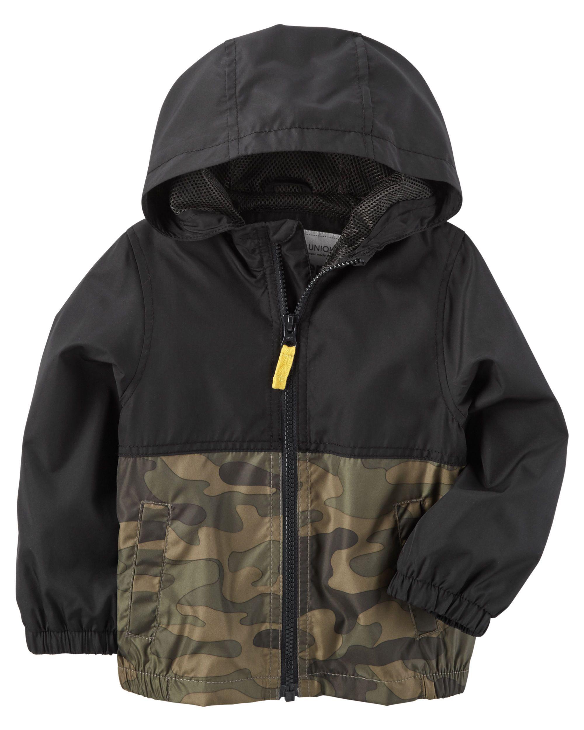 d1012cb90 Raglan Windbreaker | Clothes For My Nephew. | Baby boy jackets ...