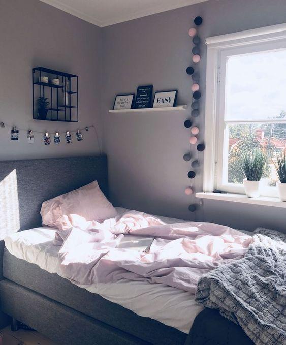 15 Habitaciones estilo Pinterest ¡para chicas con buenos gustos!