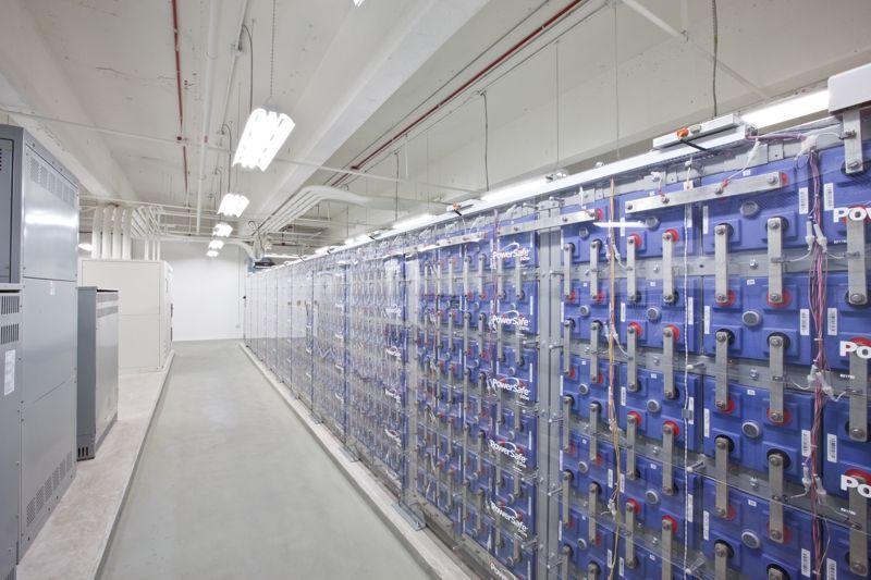 Ouhsc Enterprise Data Center Timberlake Construction