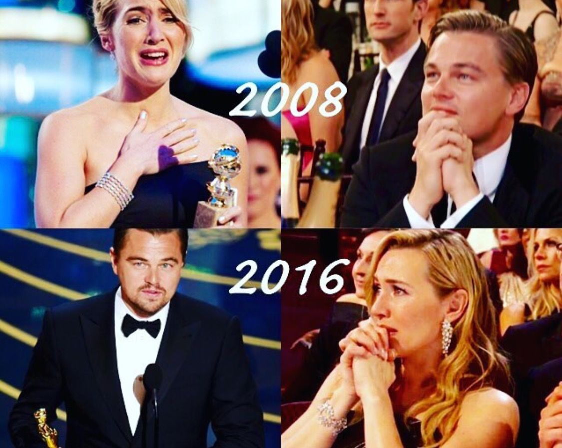 Leonardo Dicaprio Leonardo Dicaprio Leonardo Dicaprio Kate Winslet Leo And Kate