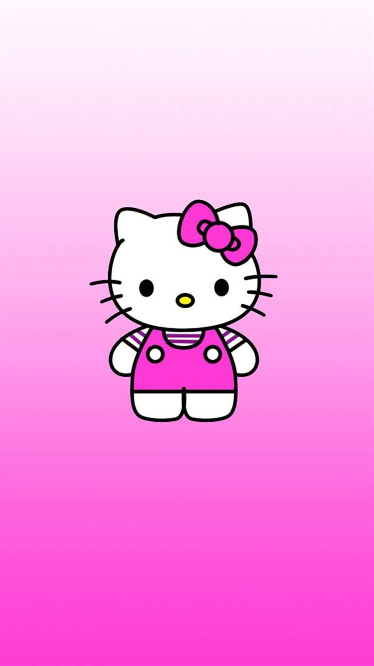 Cute Hello Kitty Iphone 6 Wallpapers Hd Hello Kitty Wallpaper Hd
