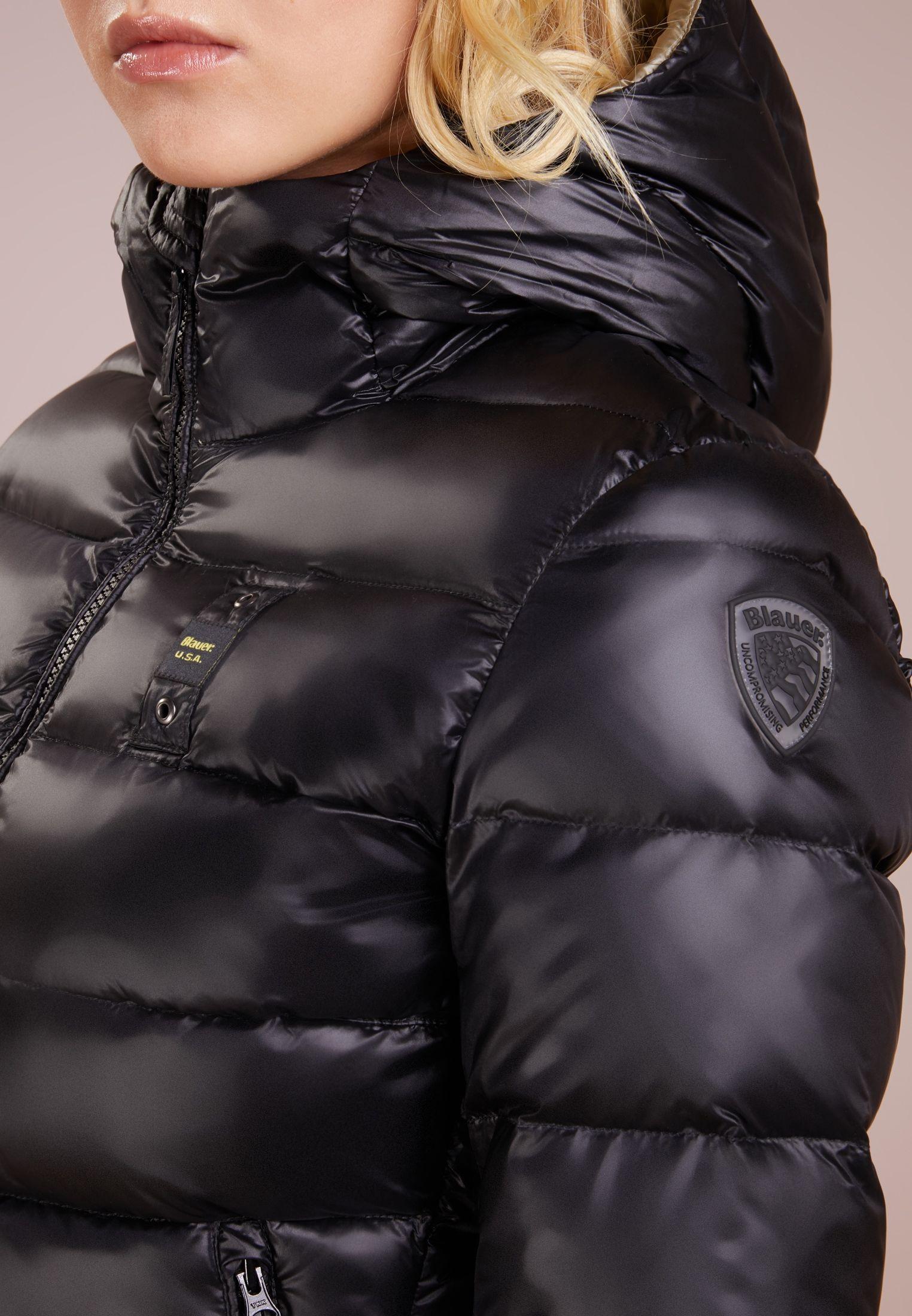 wholesale dealer f0f37 493cd Daunenjacke - black | Untuvanailon in 2019 | Jacken ...