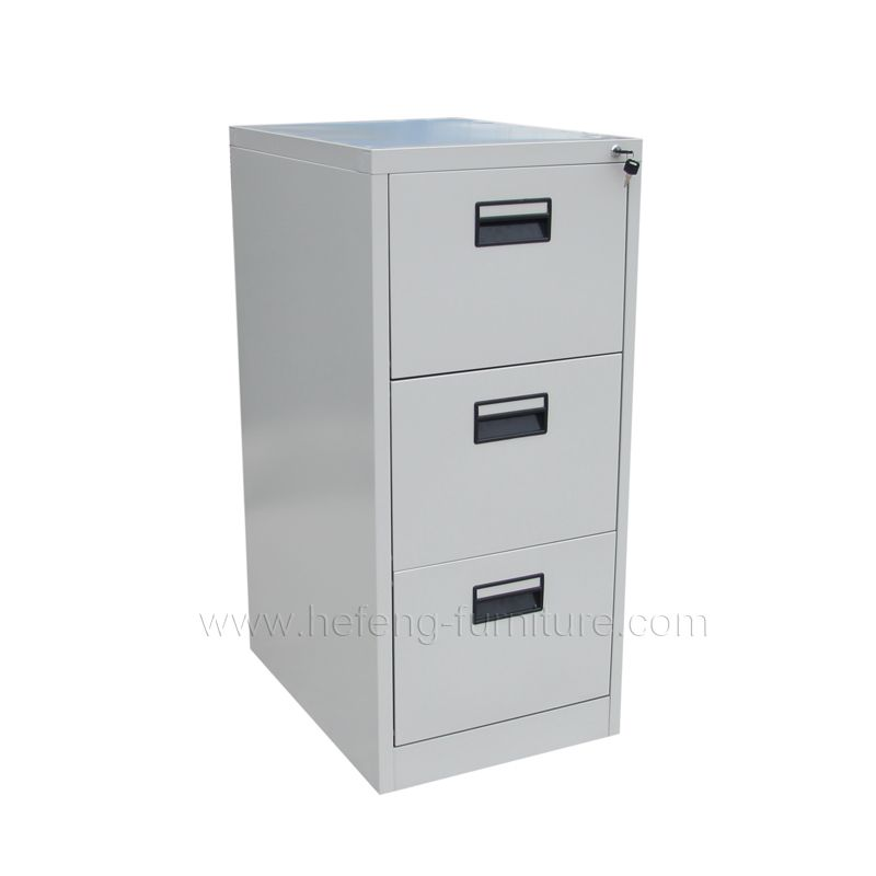 Merveilleux 3 Drawer Steel File Cabinet Supplied By Hefeng Furniture.com Are Ideal For  School