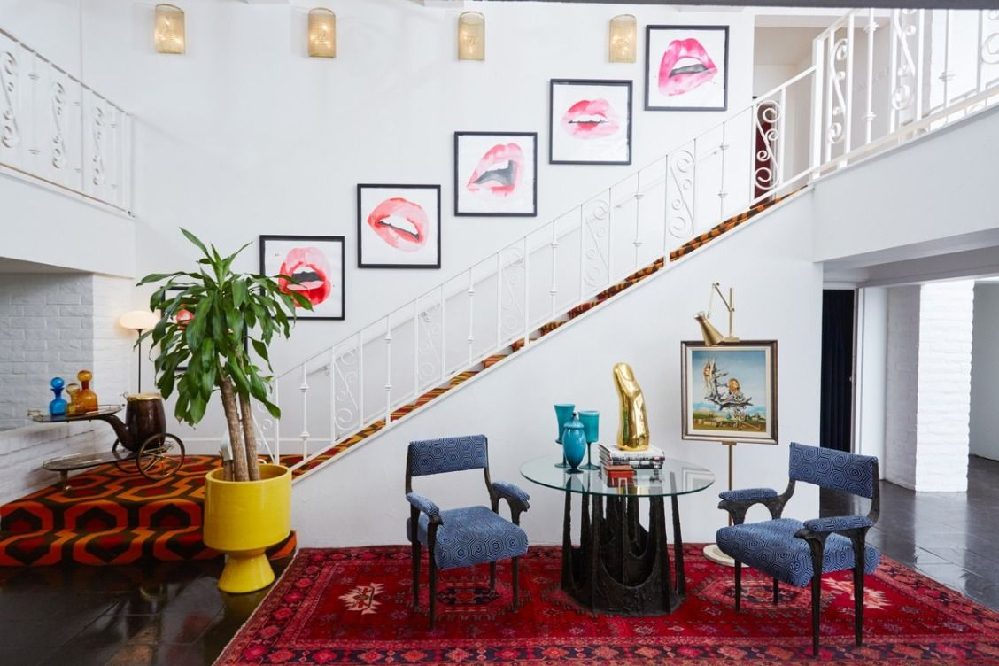 Jonathan Adler Gives a Palm Springs Staple a Cheeky Update | Lobbies ...