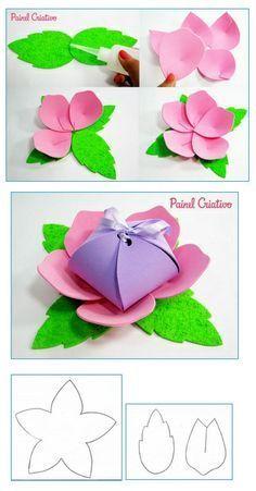Flores Para El Dia De La Madre Goma Eva Foami Foamy Foam Crafts