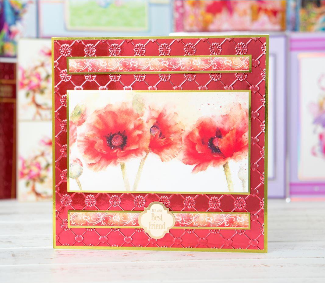 Make Cards For All Occasions With The Hunkydorycrafts Little Books