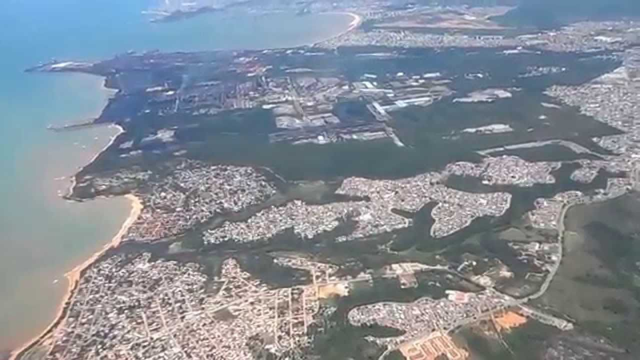 Aeroporto Vix : Decolando do aeroporto de vitória eurico de aguiar salles
