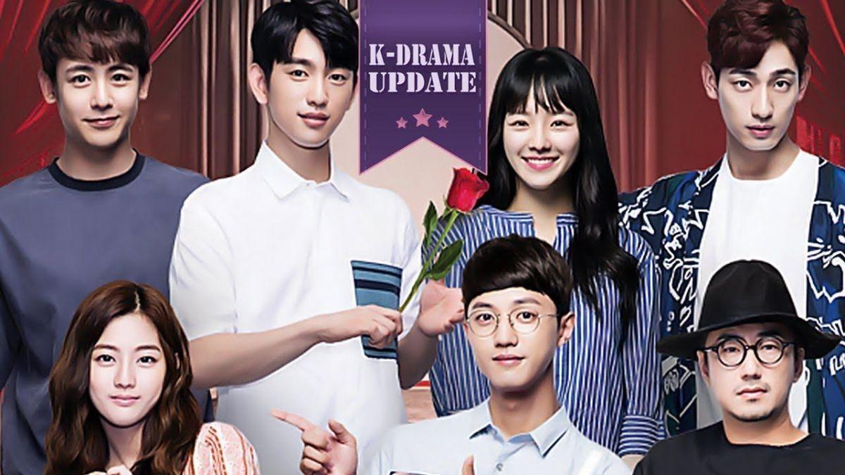 List Drama Korea Wajib Nonton Selama WFH - Laili Ira Maslakhah