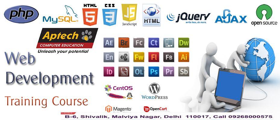 Web Development Training Web Design Technology Admission 2019 Best It Training Center Web Development Training Web Development Web Design Services