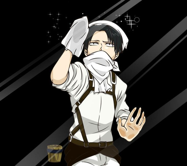 Your Screen Is Filthy Levi Attack On Titan Anime Lock Screen Attack On Titan Anime
