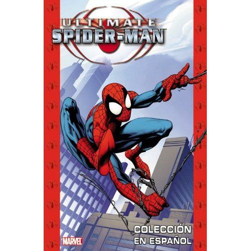 Amazon.com: Ultimate Spider-Man Colleccion en Espanol (Spanish Edition) (9780785130246): Brian Michael Bendis, Mark Bagley