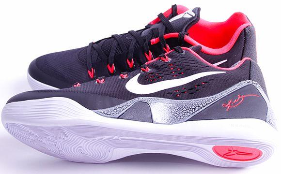 7716d4ccc922 Laser Crimson Nike Kobe 9 EM Low