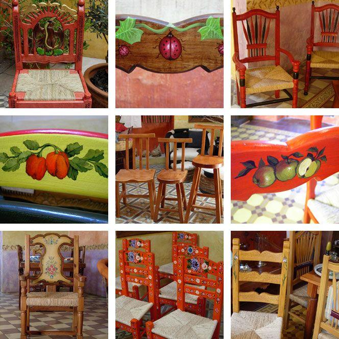 Sillas mexicanas quintoreal queretaro chairs pinterest for Decoracion hogar queretaro
