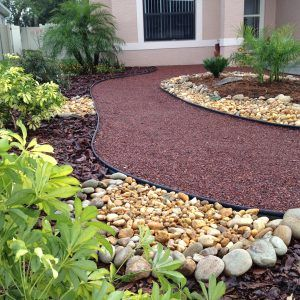 Awesome Small Backyard Landscaping Ideas Without Grass Photo