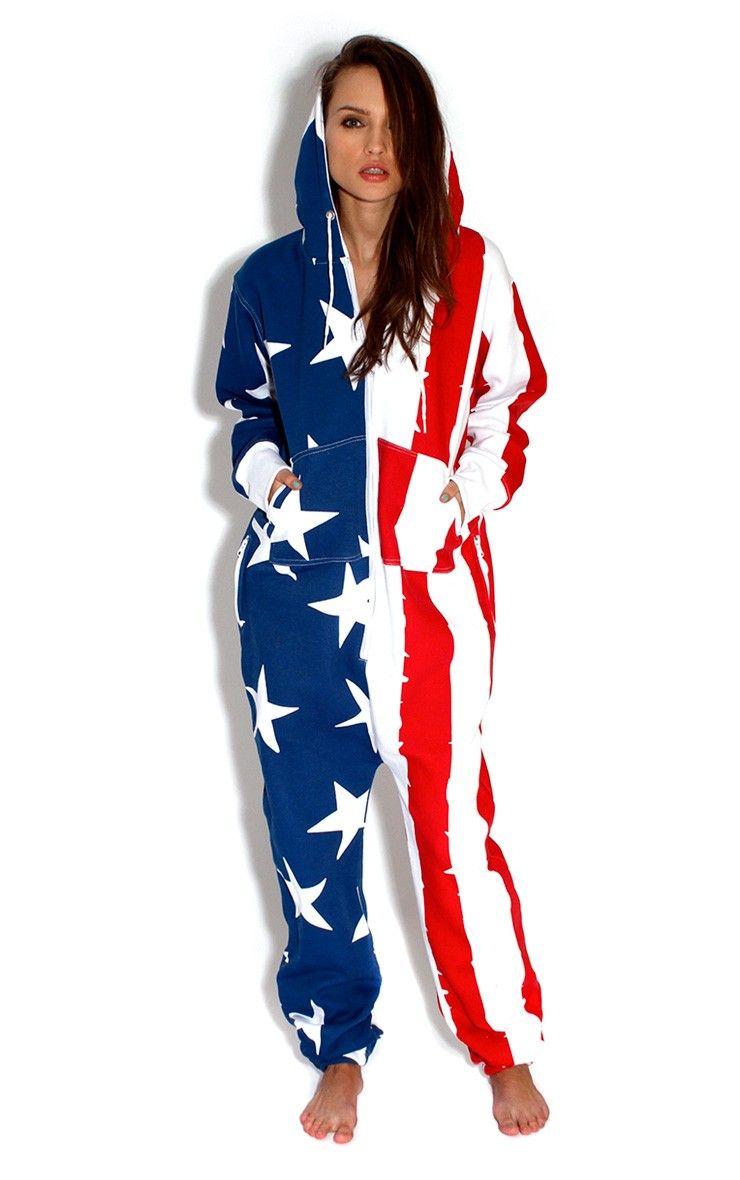 328cbb034e8d American Flag White Onesie  53
