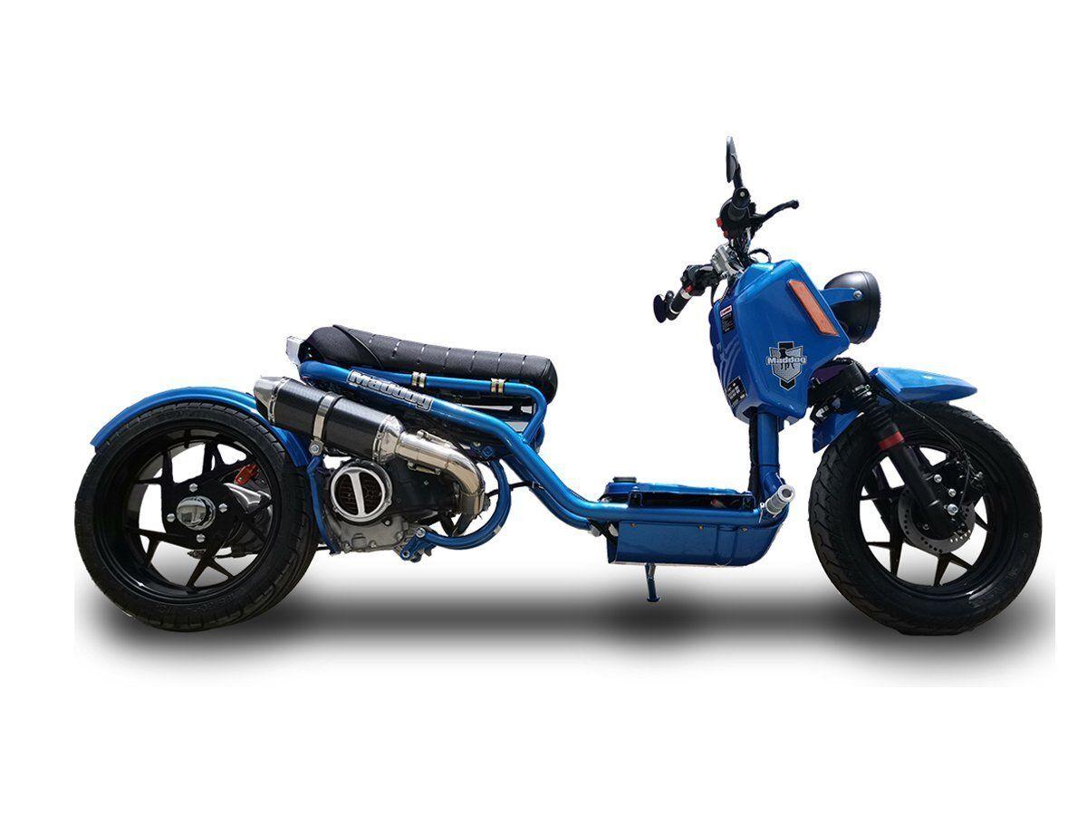 2020 Maddog 50cc Generation V Scooter Icebear Pmz50 22 In 2020 Electric Scooter For Kids 50cc Scooter For Sale Scooter