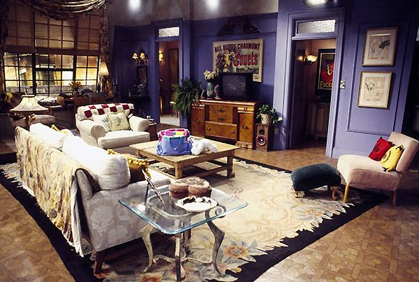Famous Nyc Tv Apartments The Interior Project