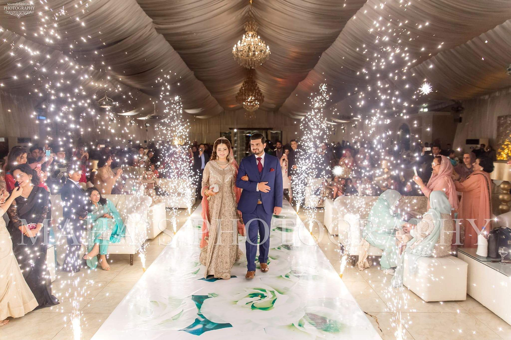 Wedding Entrance Pakistani Weddings Weddings Wedding Wedding