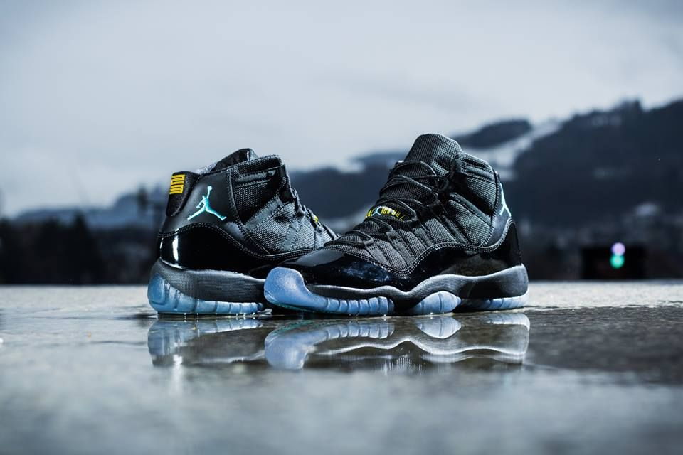 "Air Jordan 11 Retro ""Gamma"" (Release Reminder) | KicksOnFire.com ..."