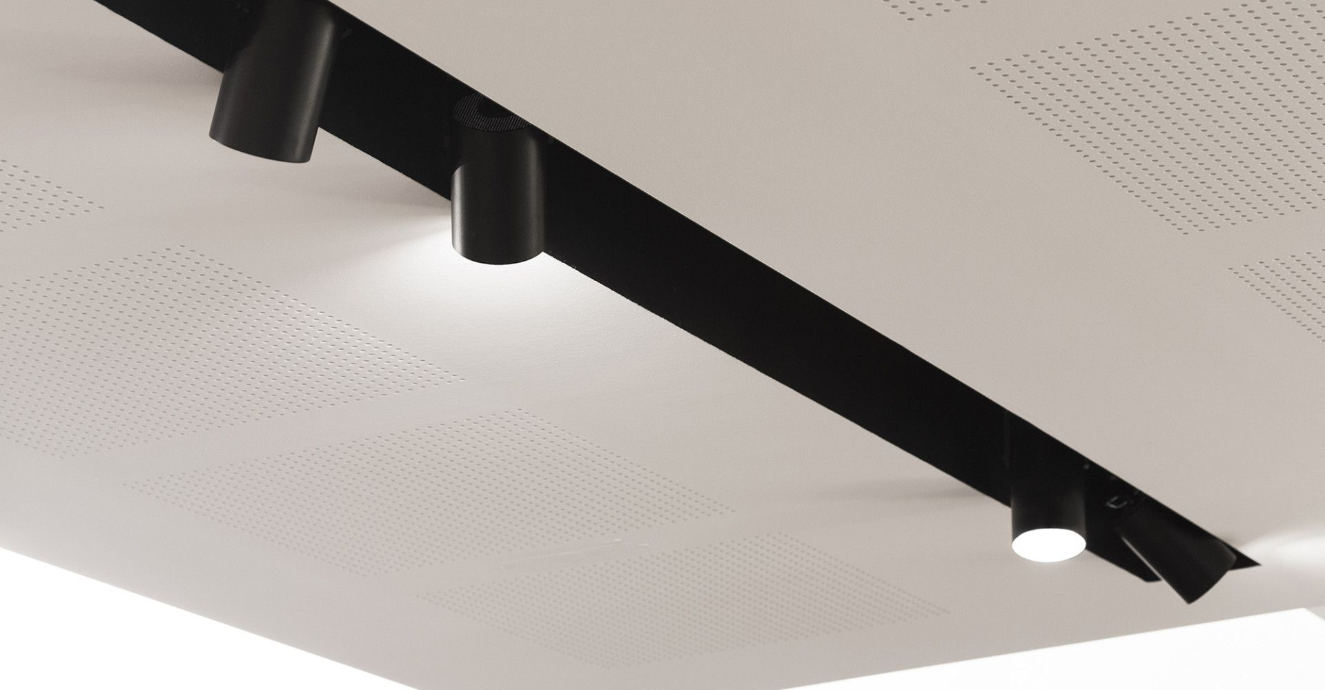 Linear Lighting Profile The Tracking Magnet Surface Recessed By