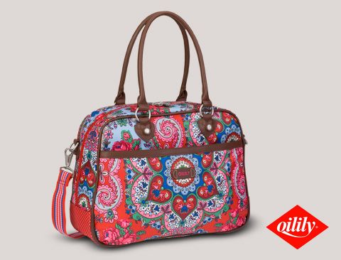 29134bf3935 Laptoptas Oilily. Alleen is mijn laptop te groot... | Like - Bags en ...