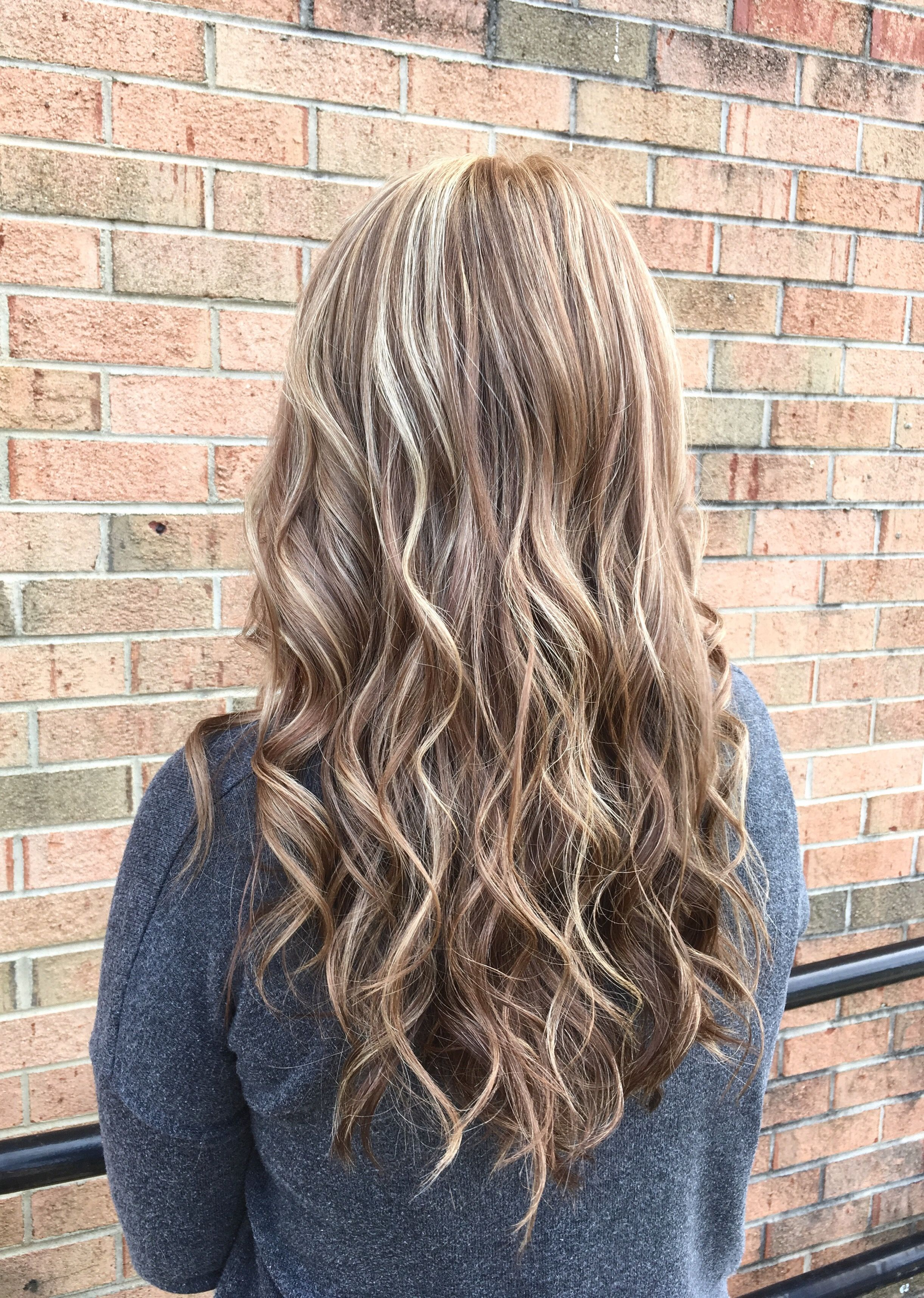 The Fall Blonde Is A Blend Of Natural Blonde Cool Brown