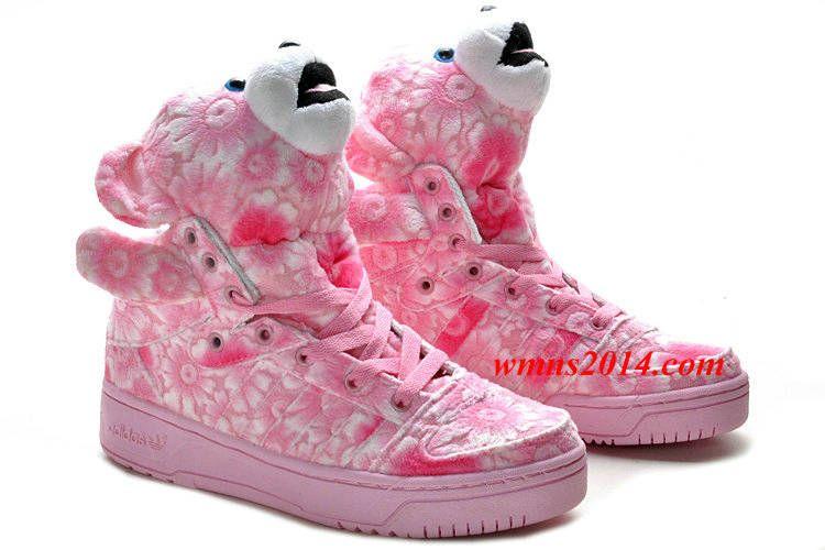 adidas free, Damen Adidas ObyO x Jeremy Scott Wings Flower