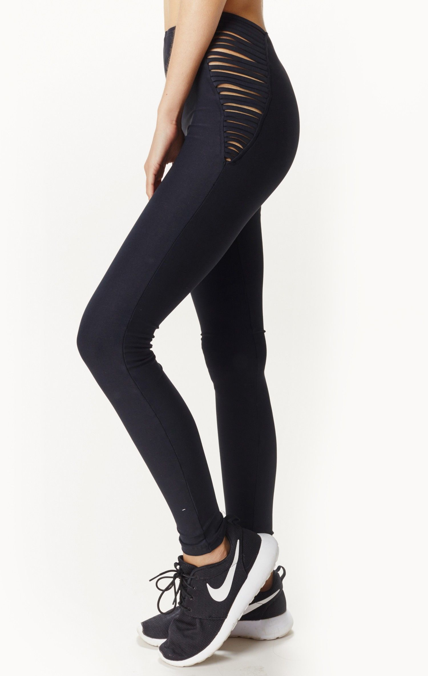 3176c899d98da Strappy waist legging | FIND YOUR FIT | Blue life, Leggings are not ...
