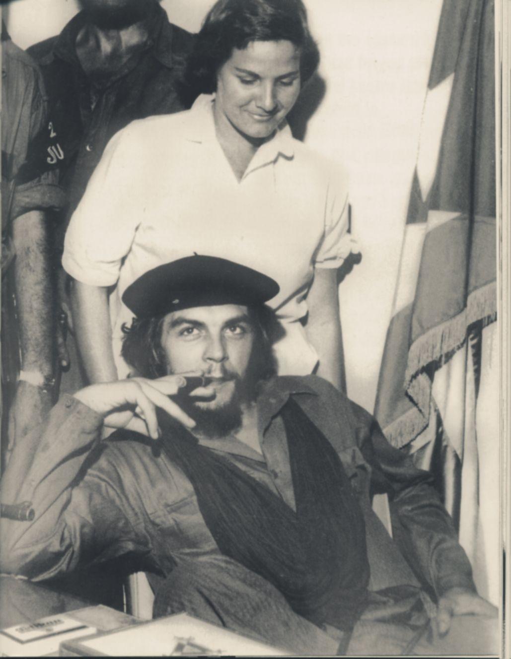 Durante la campaña de Las Villas.
