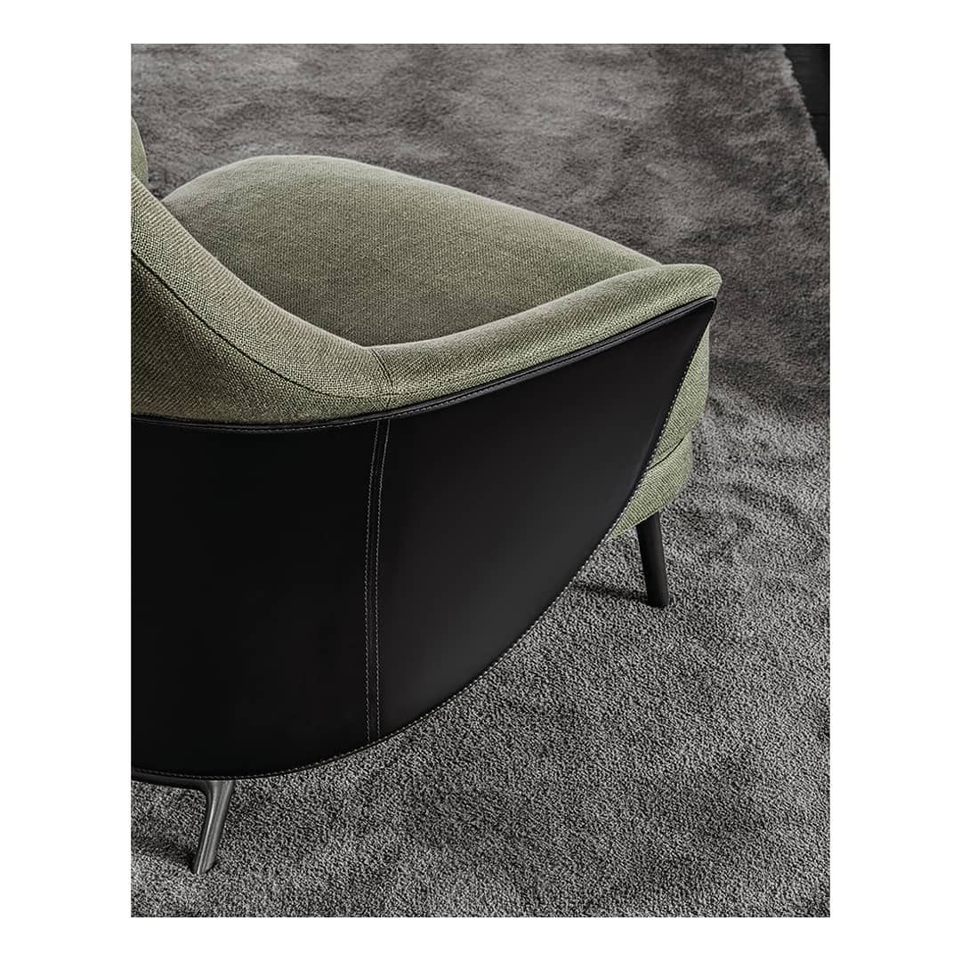 Minotti Spa On Instagram Shades Of Green Decorate Your Living Room With One Of The Trendiest Colours Of The Season Choose Minotti Armchair Minotti Furniture