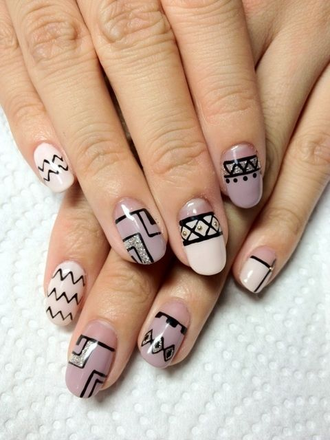 Crazy Nail Designs Crazy Cool Nail Designs Noteworthy Nails