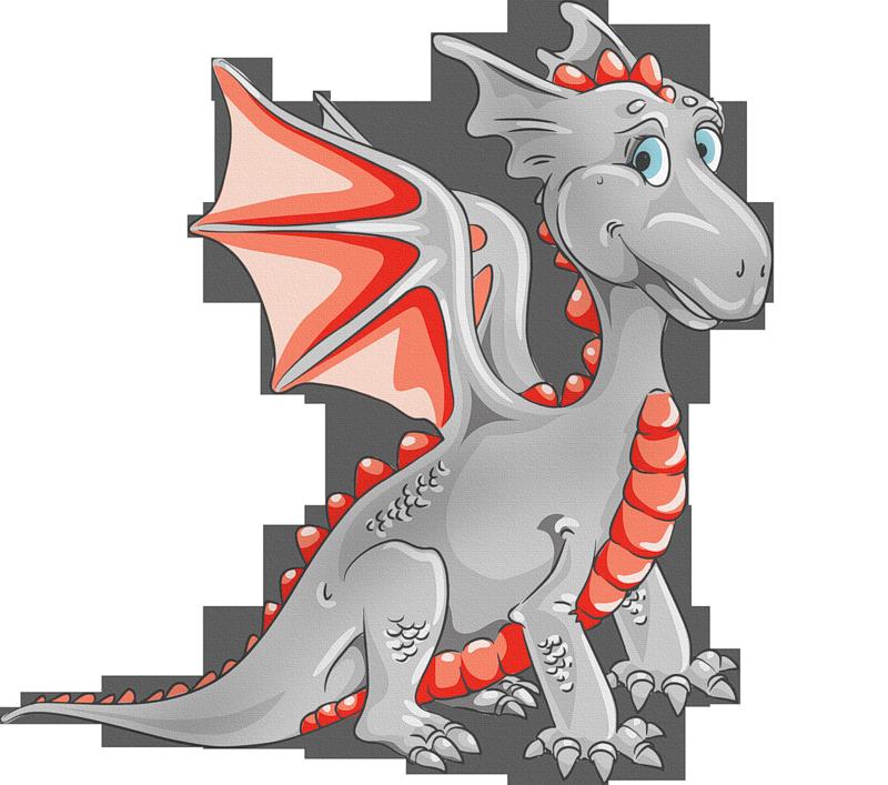 Картинки год дракона