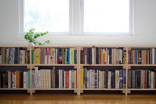 Low Shelves Low Bookcase Bookshelves Diy Low Bookshelves