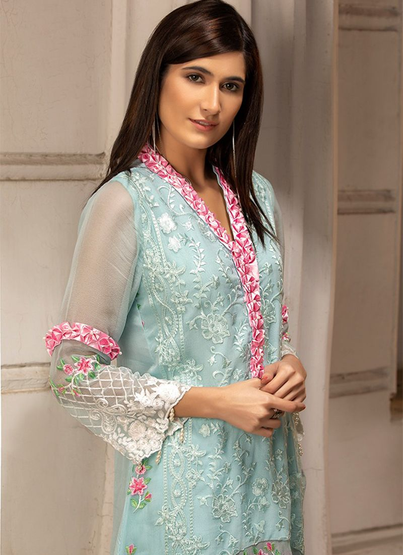 222bdd2cbf Shop now online Indian ethnic wear for women. Get latest design collection  sharara, handwork dresses, festive and wedding wear and many more.