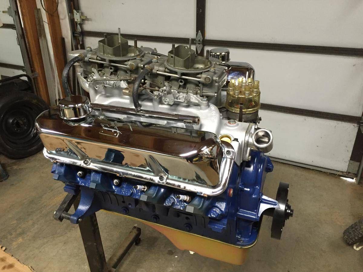 427 Ford Side-oiler, for sale | Hemmings Motor News