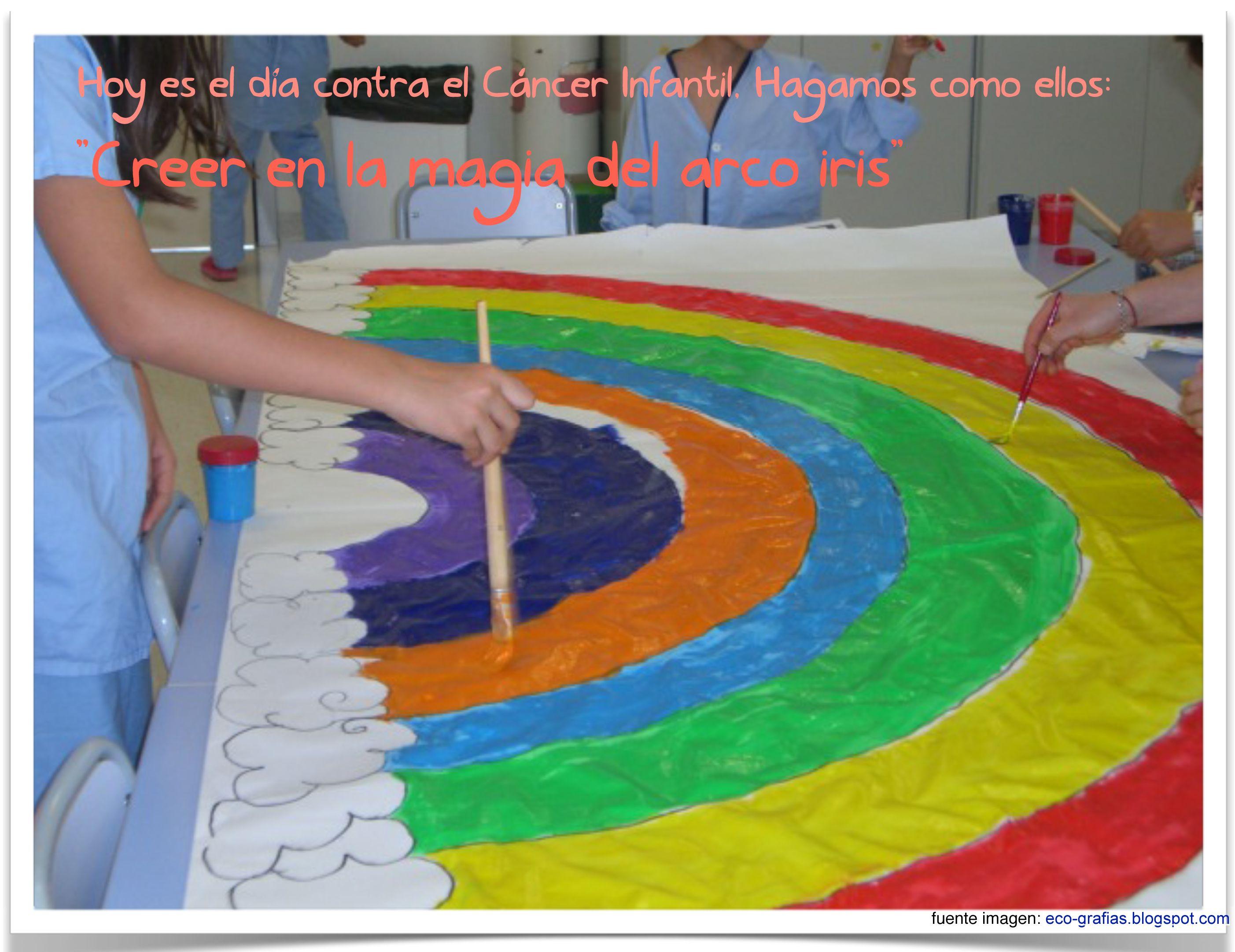 Día mundial contra el Cáncer infantil