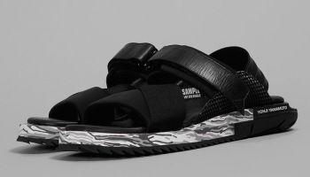 Active 2015 Y3 Footwear Yamamoto Adidas Yohji Sandal Kaohe xT4CqZwYB
