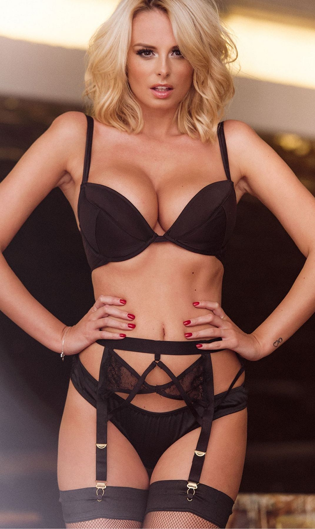 Image result for rhian sugden lingerie