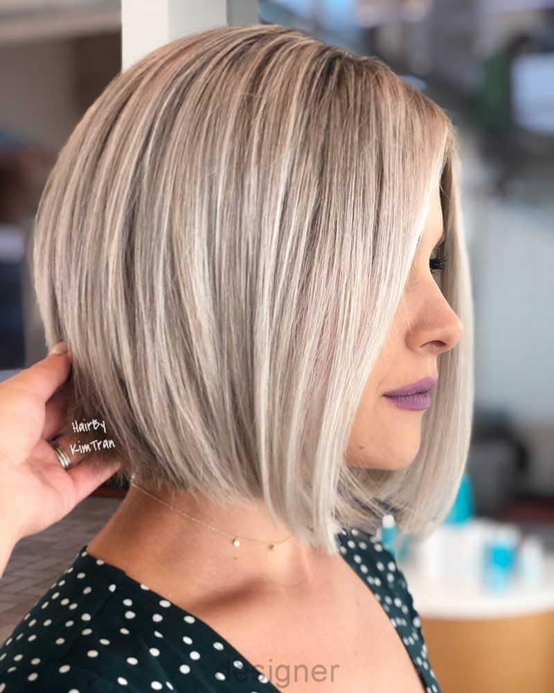 Hair Styles For 50 Women Layered Bobs Best Hair Styles Mens Products For Hair Styling In 2020 Stacked Bob Haircut Hair Styles Bob Hairstyles