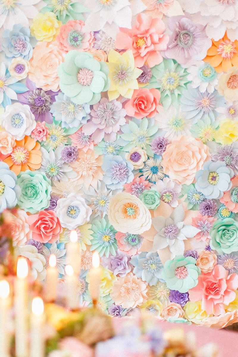 The Perfect Paper Flower Wedding Decorations For Your Big Day