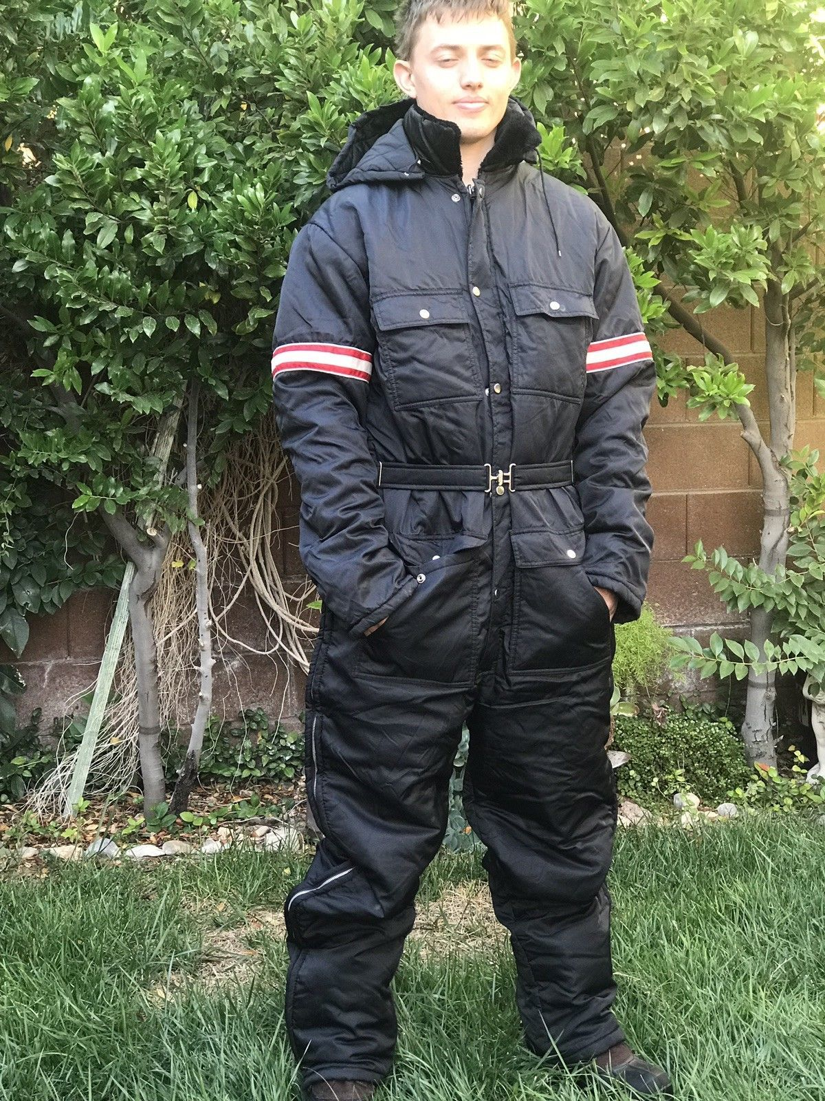 pin by james santangelo on men s snowsuits insulated on insulated overalls for men id=77898