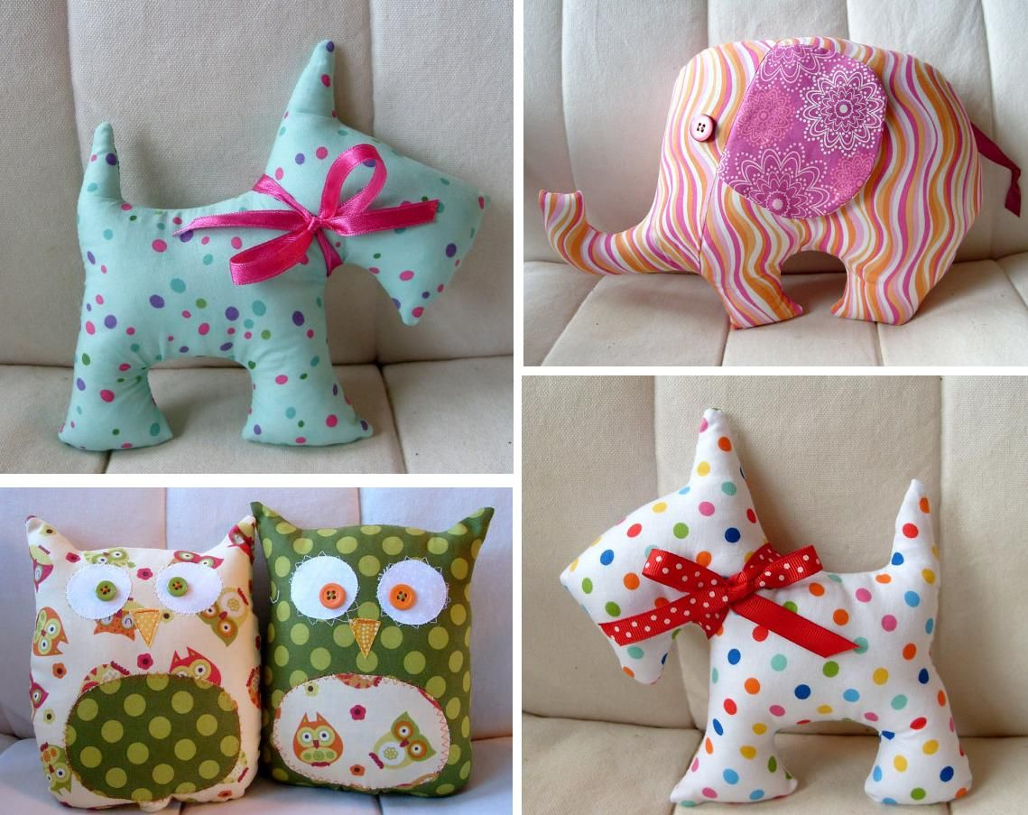 Free Simple Animal Sewing Patterns Made With Love Giveaway Event