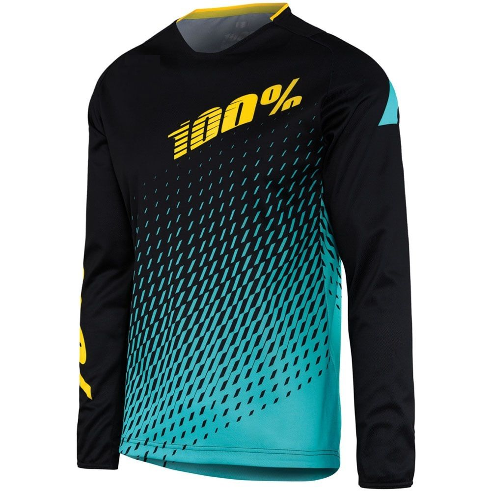 2017 100% Mountain downhill Bike DH MX MTB racing clothes Off-road  Motocross Jersey