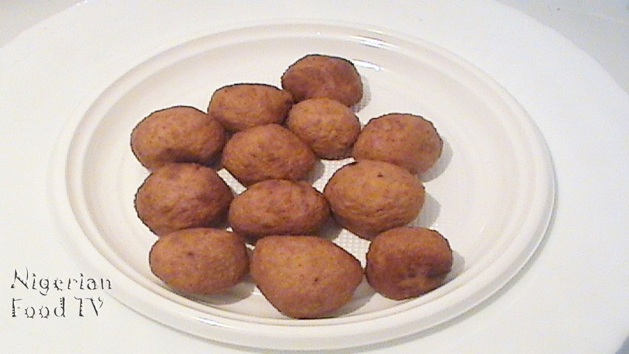 How To Make Nigerian Groundnut Cake