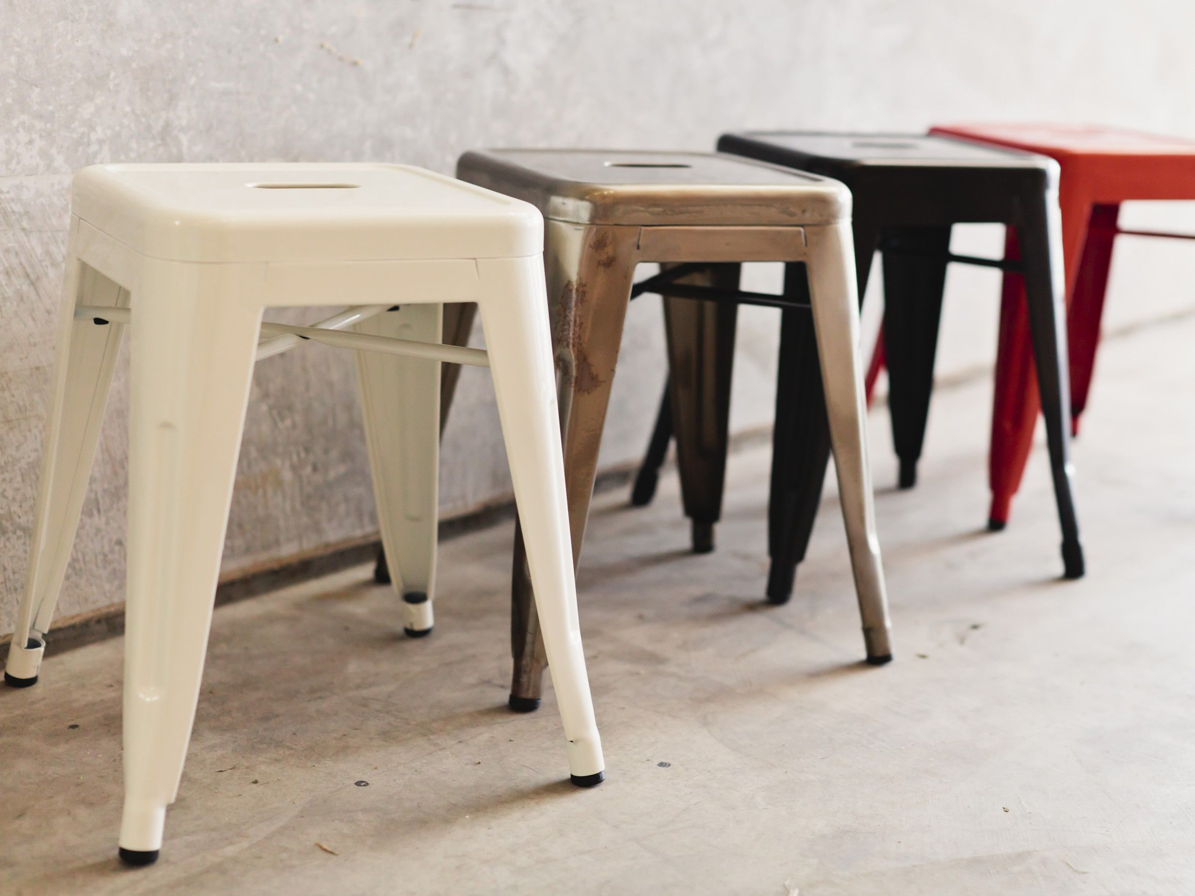 Mocka Industrial Stool Small Stylish For Home And Perfect For Cafes Restaurants And Outdoor U Small Dining Room Furniture Industrial Stool Dining Room Small
