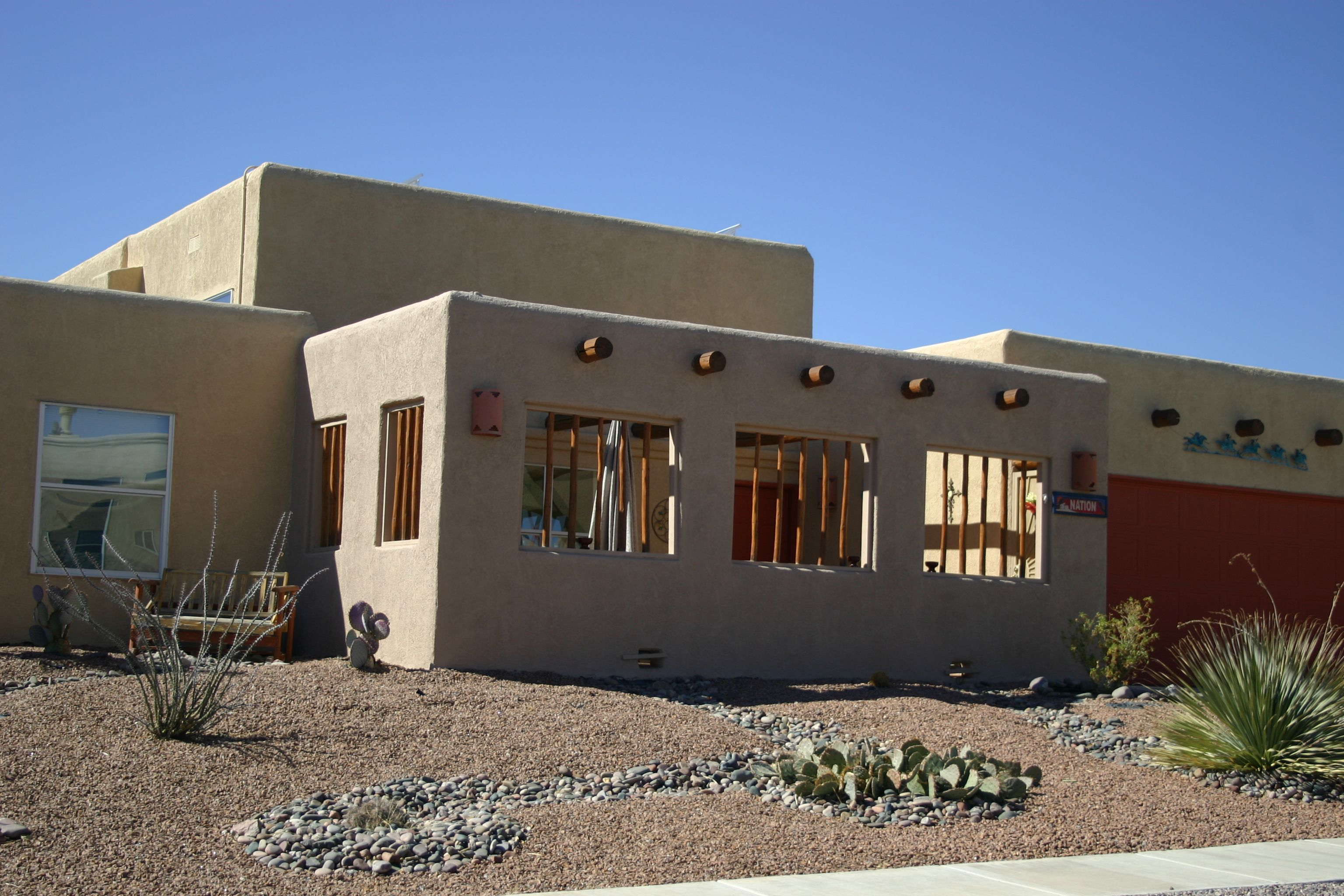 New Mexico Style Homes 3 For Bird
