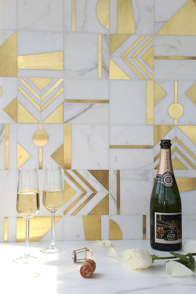 Mosaique Surface: The most beautiful tiles EVER?? #artdecointerior
