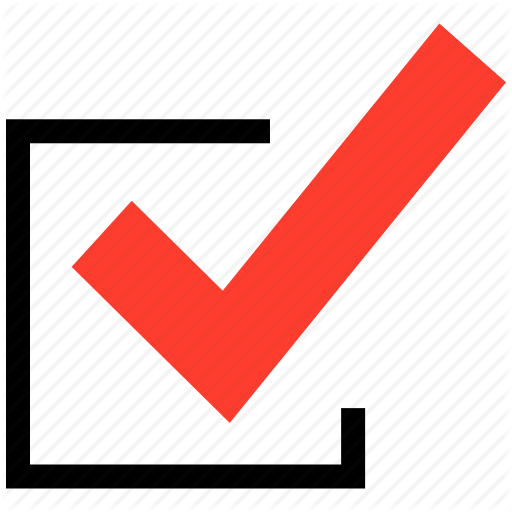Approved Boxed Check Checkmark Mark Ok Safe Icon Download On Iconfinder Icon Design Inspiration Flat Design Icons Icon