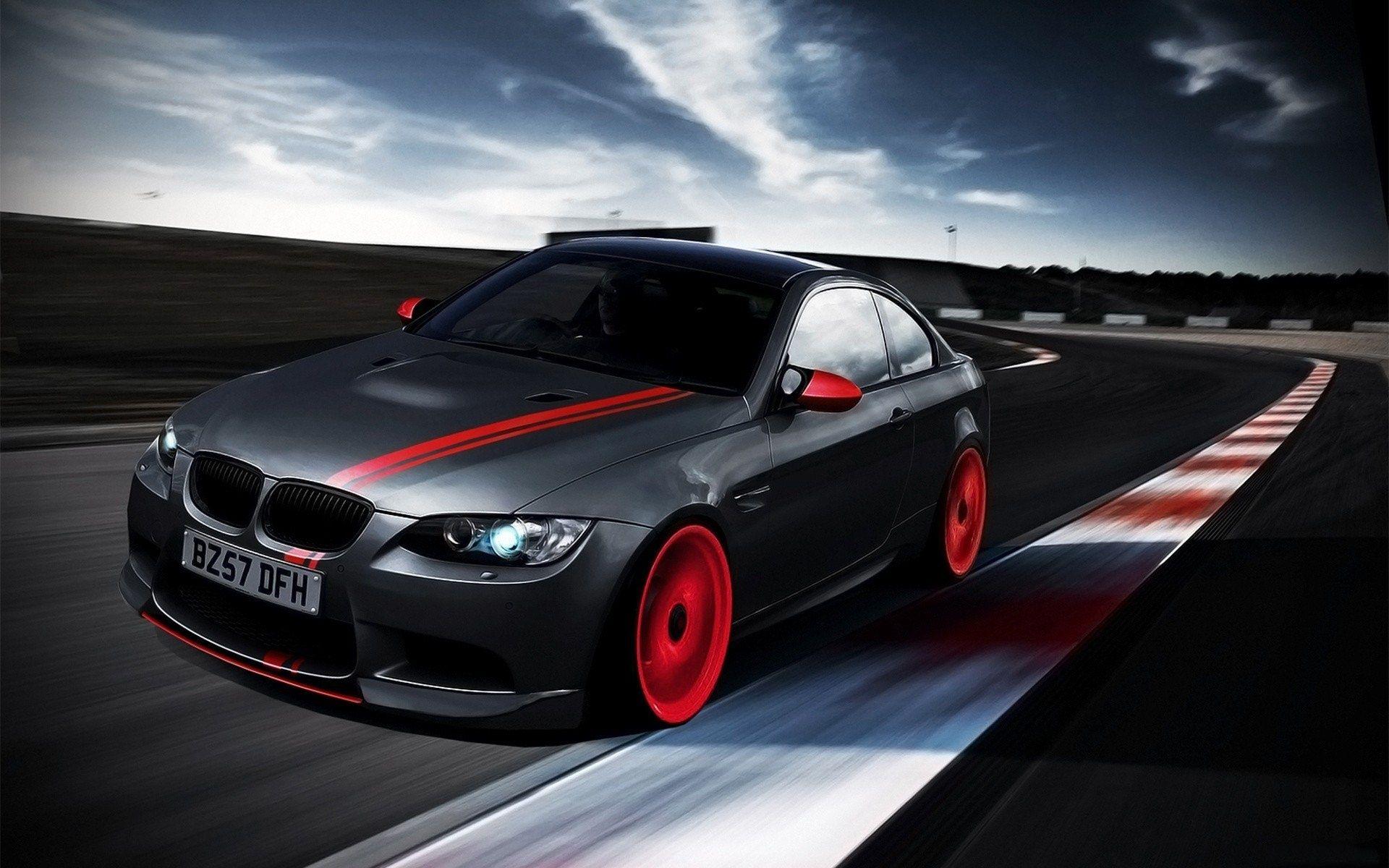 black bmw red car | i love bmw cars! | pinterest | bmw, wallpaper