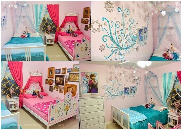 No Matter How Many Years Will Pass, The Liking For Frozen Movie By Kids  Will Not Become Less And For This Reason We Thought Of Sharing Some Cute  Ideas To A